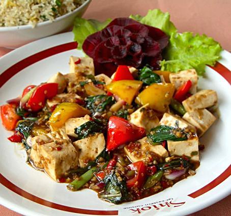 tofu-basil
